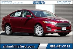 New 2019 Ford Fusion S Sedan 3FA6P0G70KR176063 for sale in Chino, CA