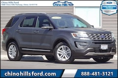 Pre-Owned 2016 Ford Explorer XLT SUV 1FM5K7DH9GGD28717 for sale in Chino, CA