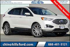 New 2019 Ford Edge Titanium SUV 2FMPK4K92KBB80770 for sale in Chino, CA