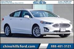 New 2020 Ford Fusion Energi Titanium Sedan for sale in Chino, CA