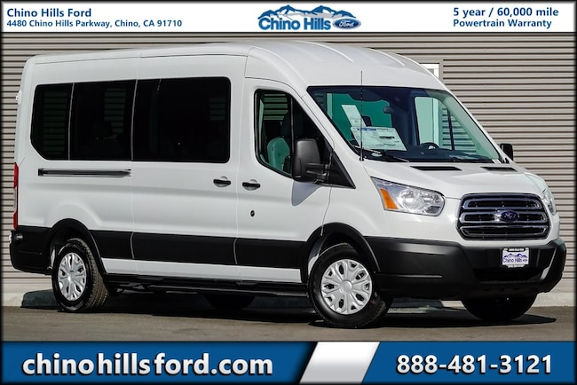 New 2019 Ford Transit-350 For Sale in Chino, CA | Near