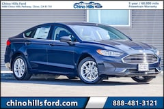 New 2020 Ford Fusion Hybrid SE Sedan for sale in Chino, CA