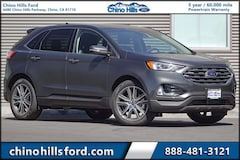 New 2019 Ford Edge Titanium SUV 2FMPK4K9XKBB93539 for sale in Chino, CA
