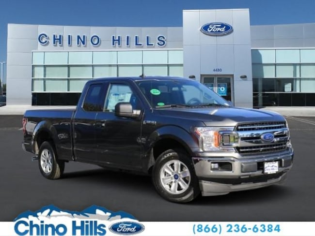 New 2019 Ford F-150 Truck SuperCab Styleside for sale in Chino, CA