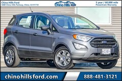 New 2020 Ford EcoSport S SUV for sale in Chino, CA