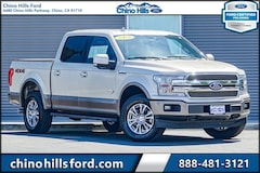 Certified Pre-Owned 2018 Ford F-150 Truck SuperCrew Cab 1FTEW1EG6JFD67337 for sale in Chino, CA