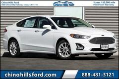 New 2019 Ford Fusion Energi Titanium Sedan 3FA6P0SU5KR176105 for sale in Chino, CA