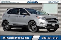 New 2018 Ford Edge SEL SUV 2FMPK3J87JBB73055 for sale in Chino, CA