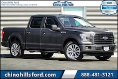 Certified Pre-Owned 2017 Ford F-150 Truck SuperCrew Cab 1FTEW1CP5HKE19772 for sale in Chino, CA