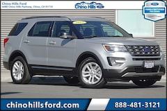Pre-Owned 2017 Ford Explorer XLT SUV 1FM5K7D86HGD03825 for sale in Chino, CA