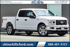 New 2019 Ford F-150 STX Truck SuperCrew Cab 1FTEW1CPXKKD64274 for sale in Chino, CA