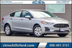 New 2020 Ford Fusion S Sedan for sale in Chino, CA