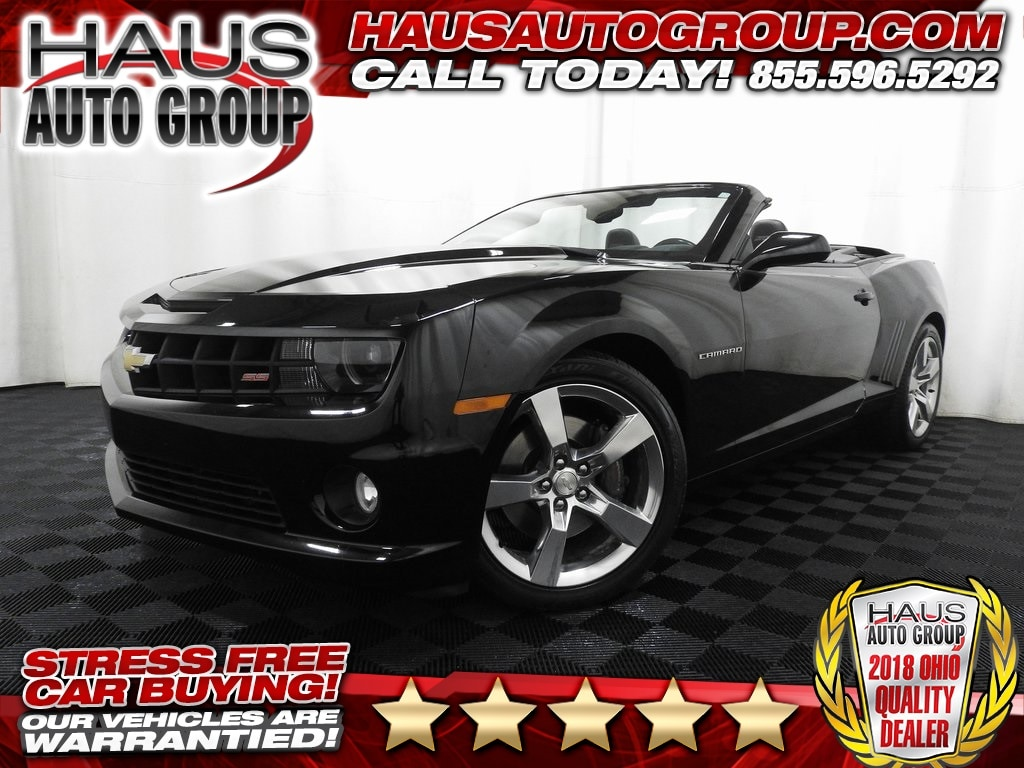 Used Chevrolet Camaro Canfield Oh