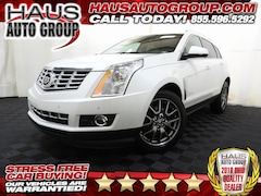 2016 Cadillac SRX Premium Collection SUV
