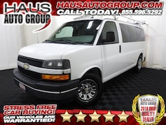 2013 Chevrolet Express 1500 LT Van