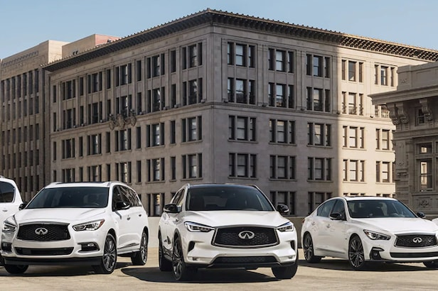 Used Infiniti Lineup near Youngstown