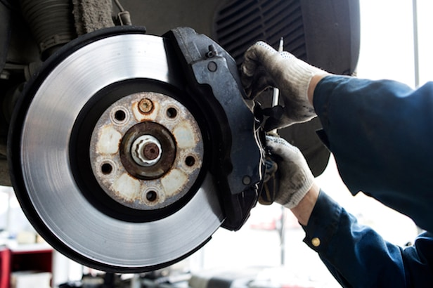 Brake Service in Canfield