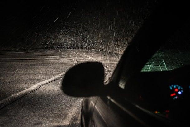 Navigate Slick Roads