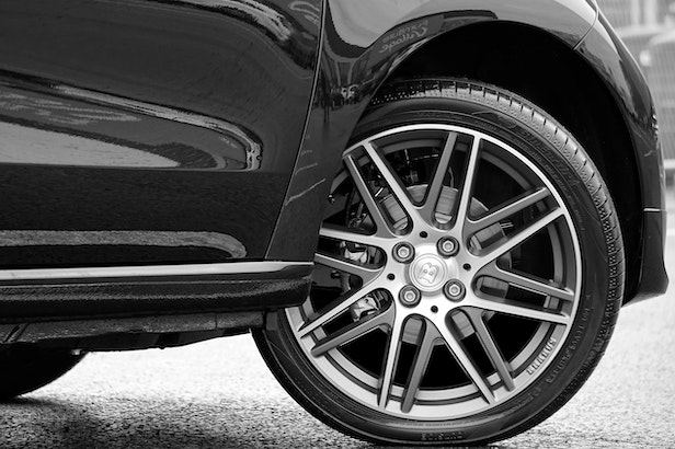 How Do I Repair A Curbed Wheel?
