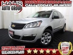 Used Chevrolet Traverse Canfield Oh