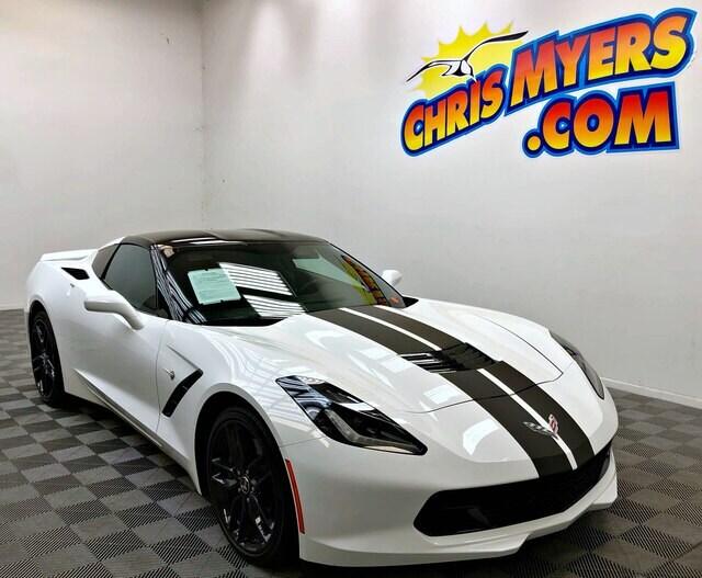 Used Corvette Stingray >> 2015 Chevrolet Camaro Lt W 1lt Coupe