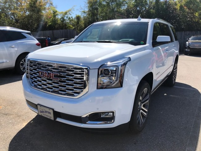 New 2019 GMC Yukon For Sale at Chris Myers Automall | VIN