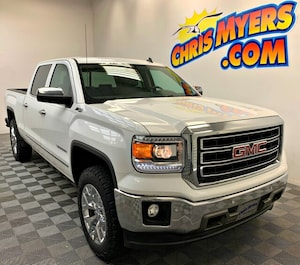 2014 GMC Sierra 1500 SLT Crew Cab Value Package