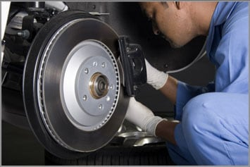 Car brake repair in Daphne