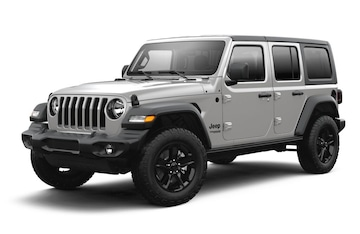 2021 Jeep Wrangler Unlimited SUV