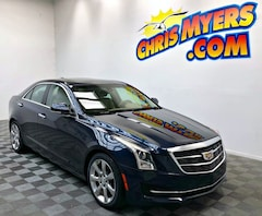 2015 CADILLAC ATS 2.5L Luxury Sedan