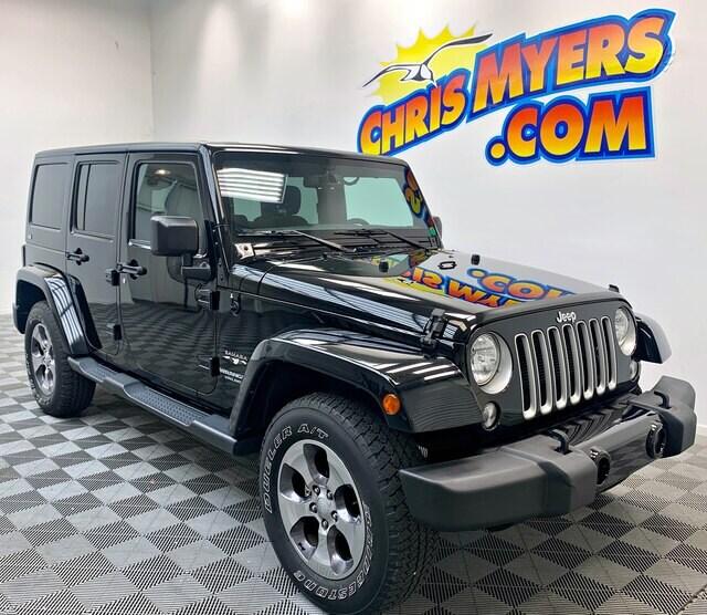 2016 Jeep Wrangler JK Unlimited