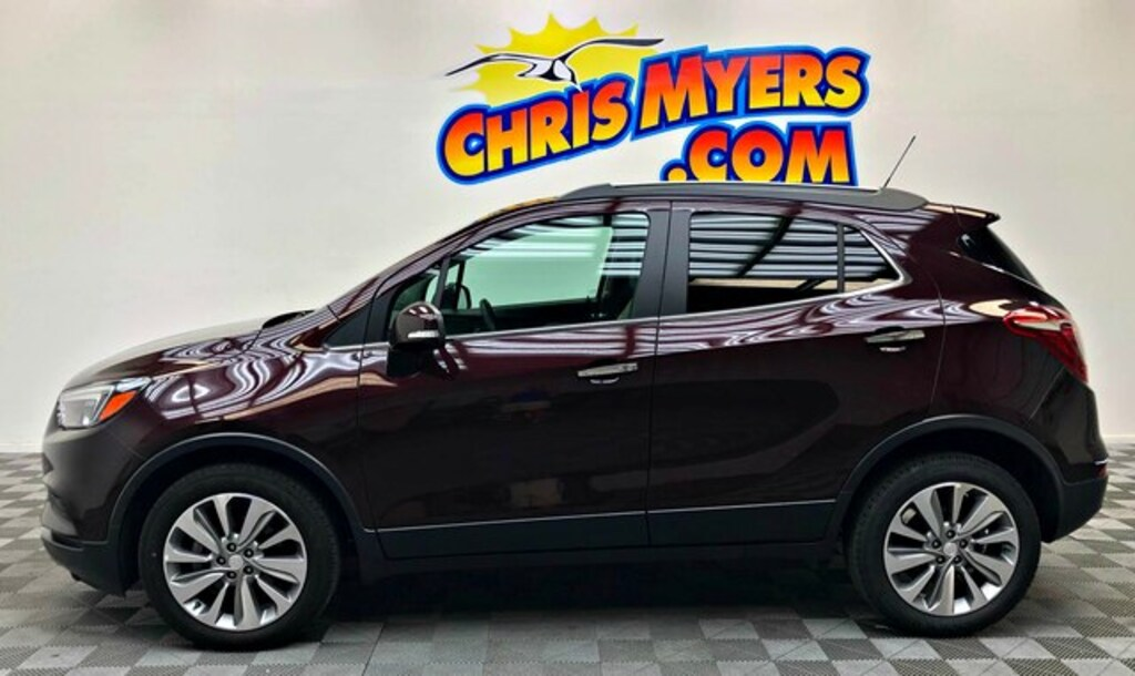 Used 2018 Buick Encore For Sale at Chris Myers Chrysler Jeep Dodge
