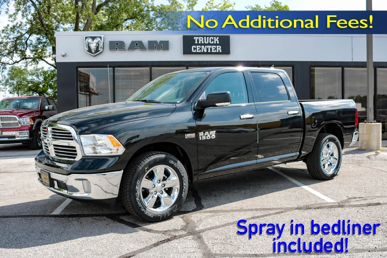 New 2018 Ram 1500 Big Horn 4X4 5'7 Crew Cab for sale in Broken Arrow