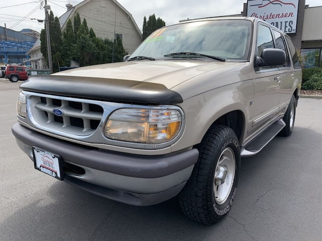 1997 Ford Explorer SUV