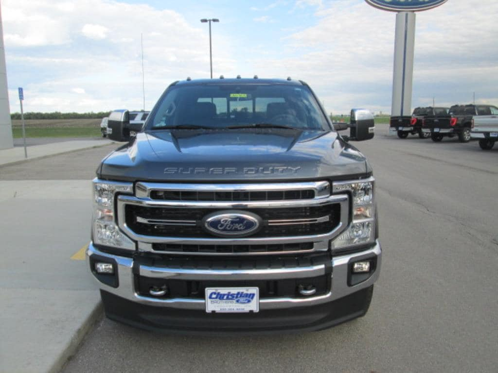 Used 2020 Ford F-350 Super Duty Lariat with VIN 1FT8W3BT8LEE96005 for sale in Crookston, Minnesota