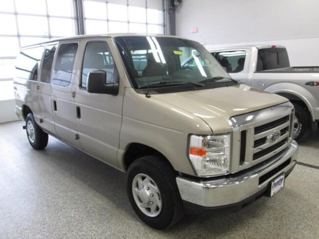 2013 Ford Econoline 350 Super Duty XLT Van