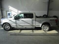 2018 Ford F-150 Lariat SuperCrew 6.5-ft. Bed 4WD Crew Cab