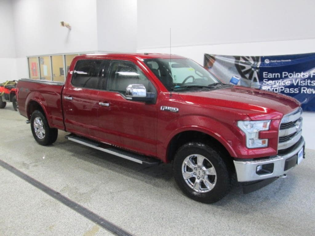 Used 2017 Ford F-150 Lariat with VIN 1FTFW1EF2HFB52513 for sale in Crookston, Minnesota