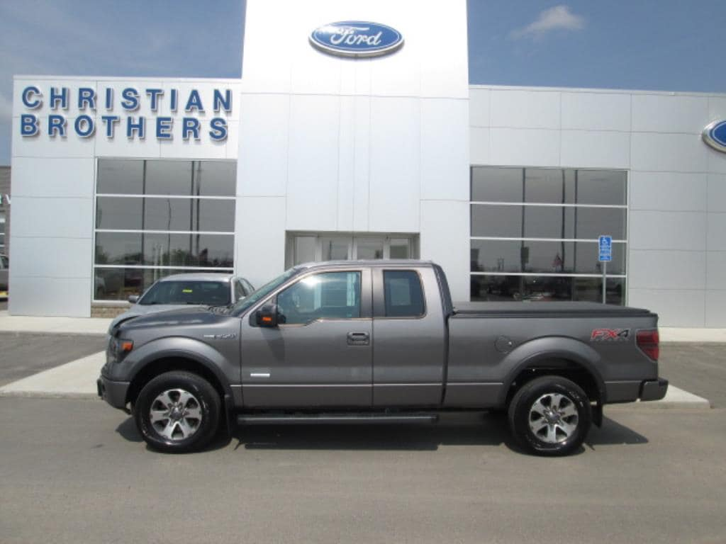 2014 Ford F-150 Lariat Extended Cab Truck