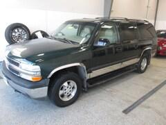 2002 Chevrolet Suburban 1500 SUV