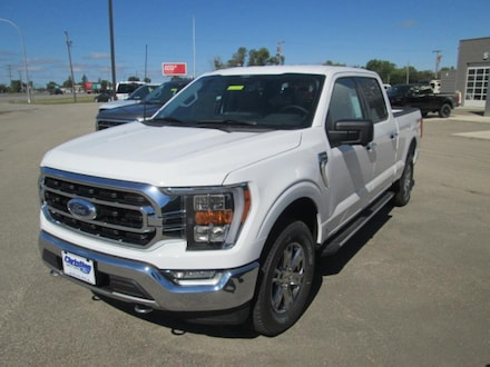 2021 Ford F-150 XLT SuperCrew 6.5-ft. Bed 4WD