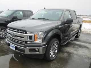 2020 Ford F-150 XLT SuperCrew 5.5-ft. Bed 4WD