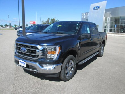 2021 Ford F-150 XLT SuperCrew 5.5-ft. Bed 4WD