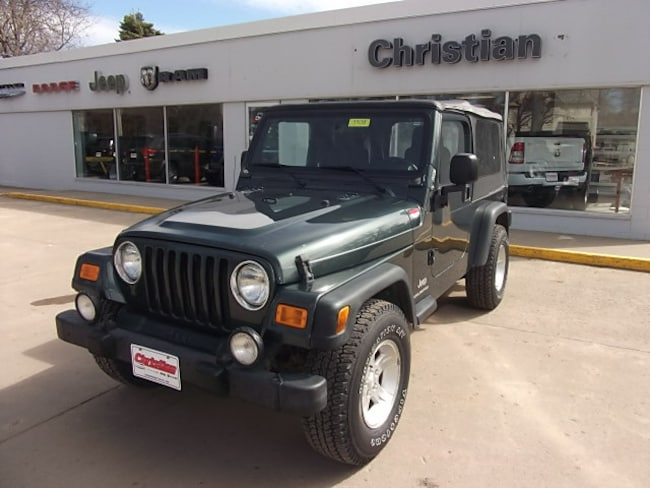 2004 Jeep Wrangler Unlimited SUV