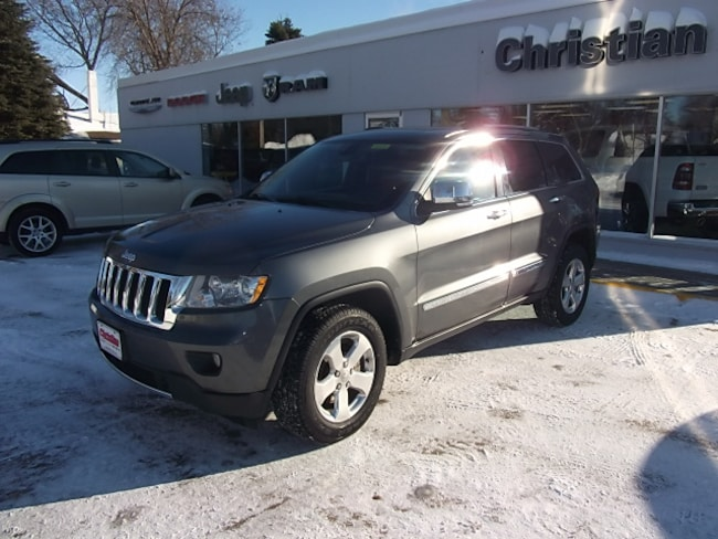 2012 Jeep Grand Cherokee Limited SUV
