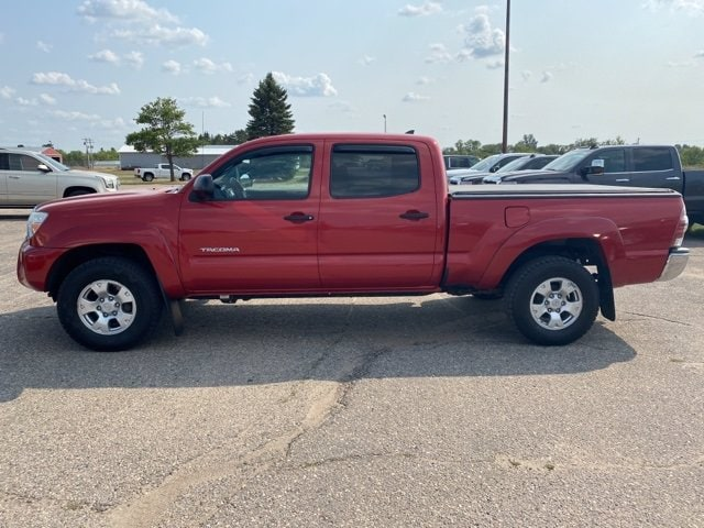 Used 2014 Toyota Tacoma  with VIN 3TMMU4FN4EM062277 for sale in Fertile, Minnesota