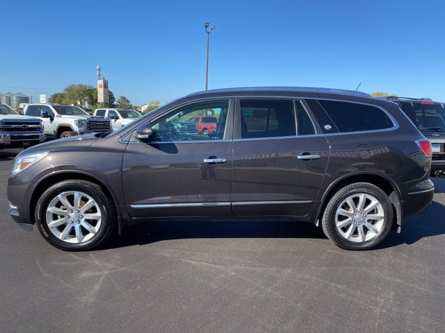 Used 2017 Buick Enclave Premium with VIN 5GAKVCKD4HJ302491 for sale in Fertile, Minnesota