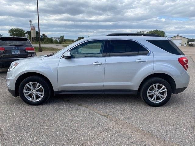 Used 2016 Chevrolet Equinox LT with VIN 2GNFLFEK8G6316138 for sale in Fertile, Minnesota