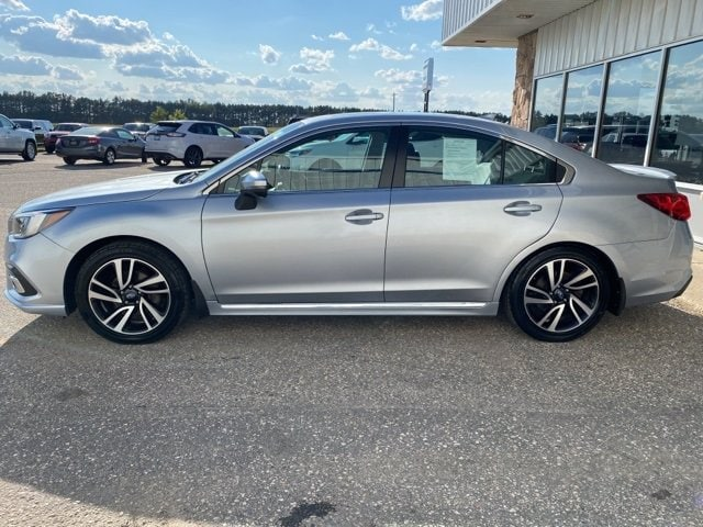 Used 2018 Subaru Legacy Sport with VIN 4S3BNAR69J3030461 for sale in Fertile, Minnesota