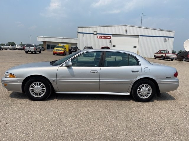 Used 2002 Buick LeSabre Custom with VIN 1G4HP54K524180042 for sale in Fertile, Minnesota